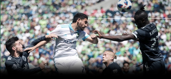 Whitecaps fall to Sounders in Seattle